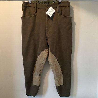 "36"" waist ex army no2 dress breeches"
