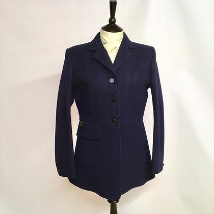 """Mears Ledbury Navy Coat 36"""""""