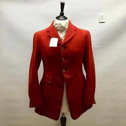 "38"" 3 Button Bernard Weatherill Vintage 1952 hunt coat"