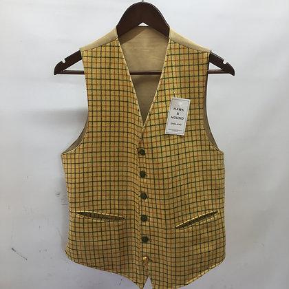 """Men's REVERSIBLE waistcoat 38"""""""