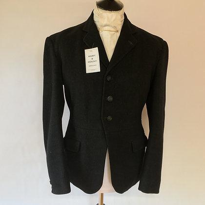 "40"" Frank Hall Black coat- 1959"