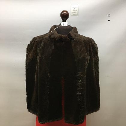 Vintage Sheared Coney fur wrap