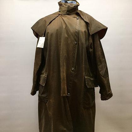 "Size 4 Vintage DrizaBone Coat (up to 46"")"