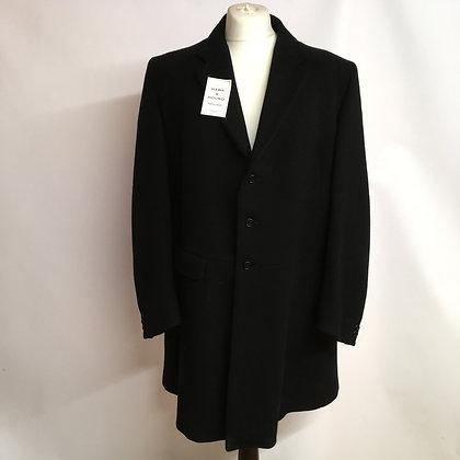 """John Brocklehurst Black Hunt Coat 48""""/50"""""""
