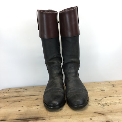 Size 7/8 Davies Top Boots