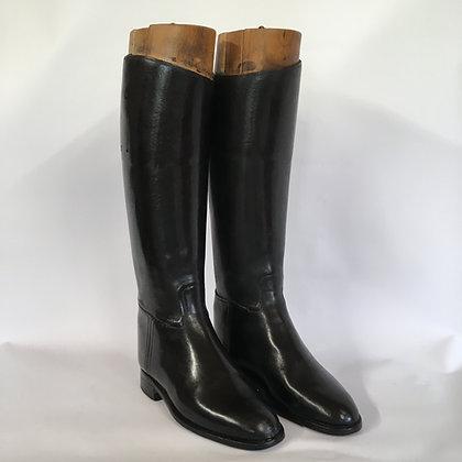 Horace Batten Black Wax Calf 5 - 6