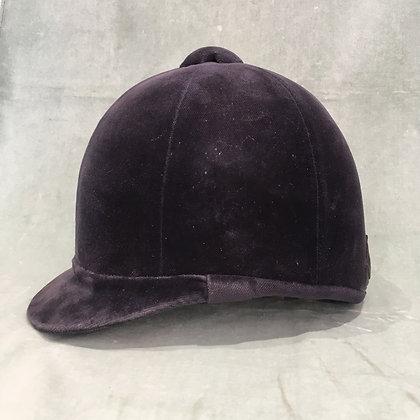 Navy Patey Hunt Cap 6 7/8  56cm