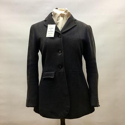 """Navy ladies Frank Hall coat 36"""""""