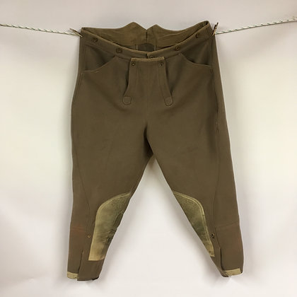 Vintage heavyweight Gent's Breeches 38""