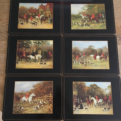 Boxed Placemats - set of 6