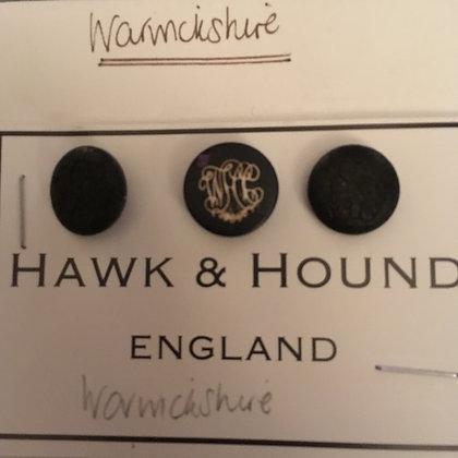 Warwickshire Hunt Buttons