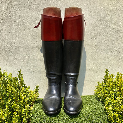 DAVIES size 13 - 13 ½ top boots