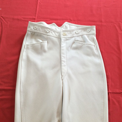 Fishtail Breeches off white 30""