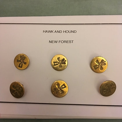 New Forest Hunt Buttons