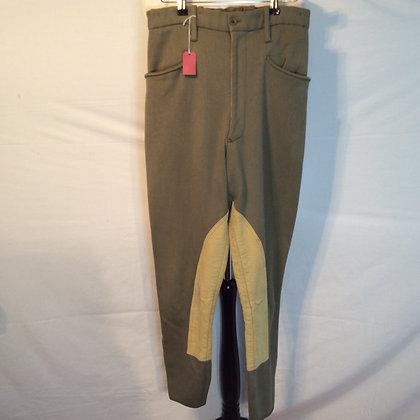 "Army no 2 dress breeches 30"" waist"