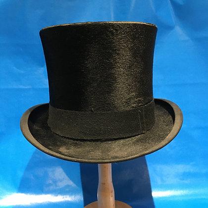 7 (57cm) Lincoln Bennett vintage silk top hat