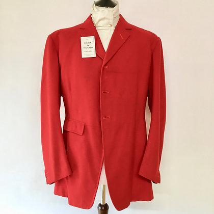 """44"""" vintage lightweight hunt coat"""