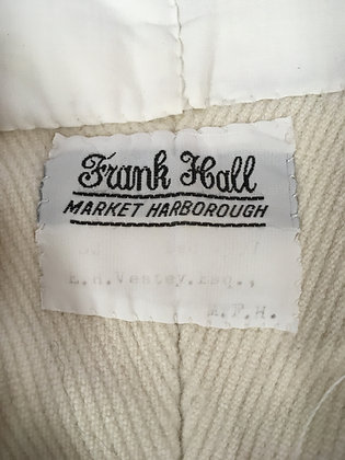 """Frank Hall Bedford Cord Breeches 32"""""""