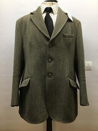 "42"" Caldene Keeper's Tweed coat"