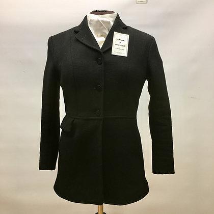 """34"""" Moss Bros Ladies medium weight frock coat"""