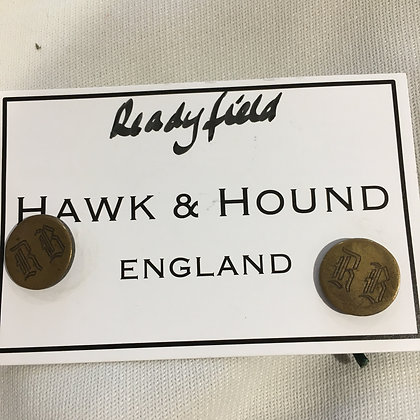 Readyfield Bloodhounds Hunt Buttons