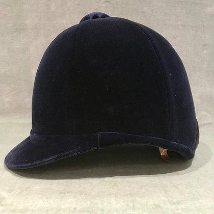 Patey Navy Hunt Cap 7 1/8  58cm