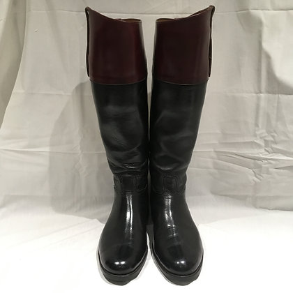 Top boots size 9 approx by E. Vogel, NY