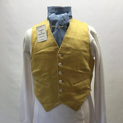 "Mustard waistcoat 38"" (believed Frank Hall)"