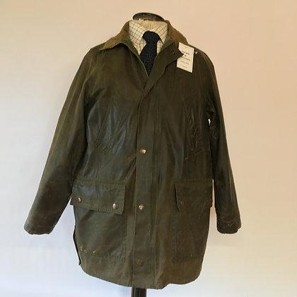 Waxed Coat - large