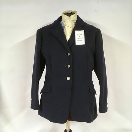 Bernard Weatherill Navy Hunt Coat 38/40