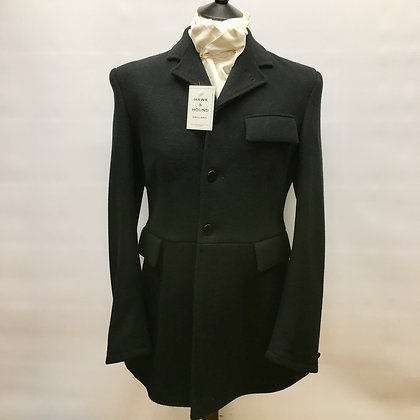 "38"" Mears Black hunt coat - as new"