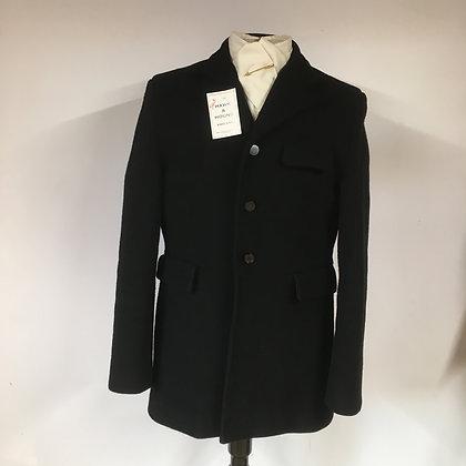 """Gent's black Shires hunt coat 38"""""""