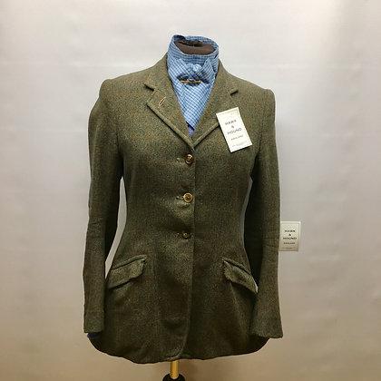 """32"""" Frank Hall vintage tweed coat"""