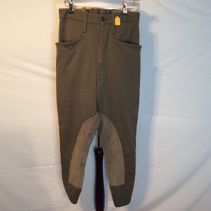 "Army No 2 Dress Breeches  30"" waist"