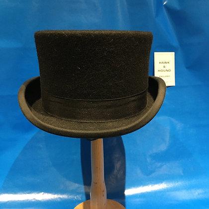 7 (57cm) Christy's Wool Dressage top hat