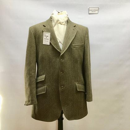 """Harry Hall men's Keeper's Tweed 40"""""""