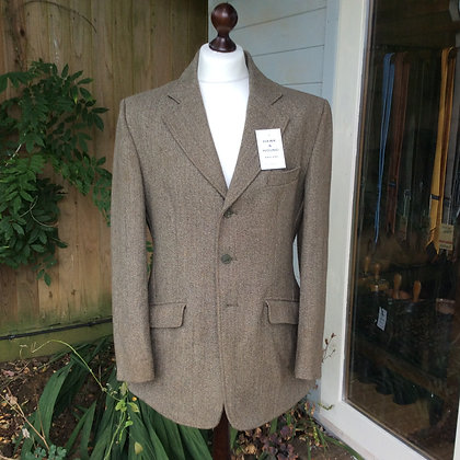 Gent's Shires Tweed Coat 40""