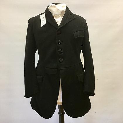 "36"" Welsh & Jefferies 4 button hunt coat 1932  36"""