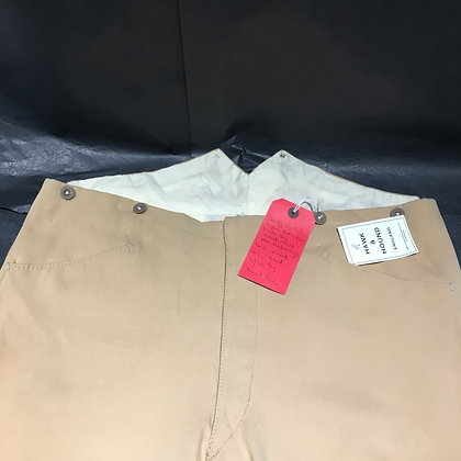 "42"" Frank Hall Buff breeches"