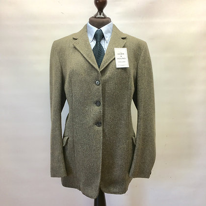 """42"""" Rosette grey Derby Tweed"""
