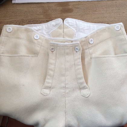 """Gentleman's Bedford Cord Traditional Hunting Breeches size 32"""" waist"""