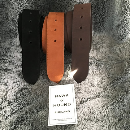 Interchangeable belts
