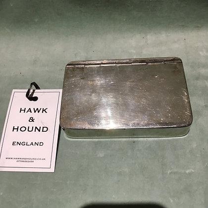 James Dixon silver plate EPNS sandwich tin