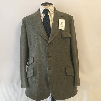 """42"""" Vintage Harry Hall tweed"""