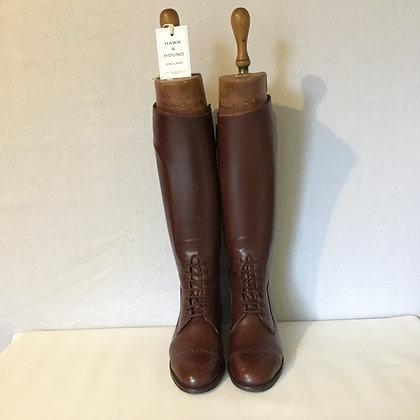 Size 8 - 8.5 Brown Horace Batten Field Boots