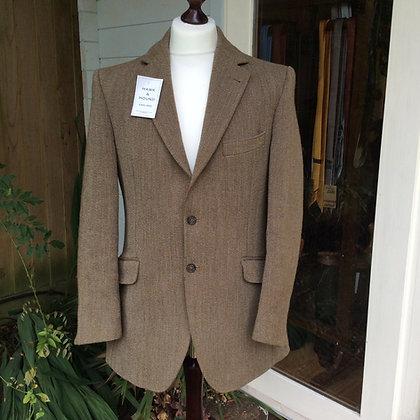 """Gent's Lovat Tweed Coat 40"""""""