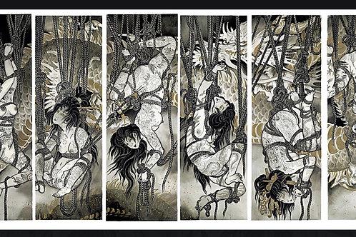 Set de Geishas Bondage