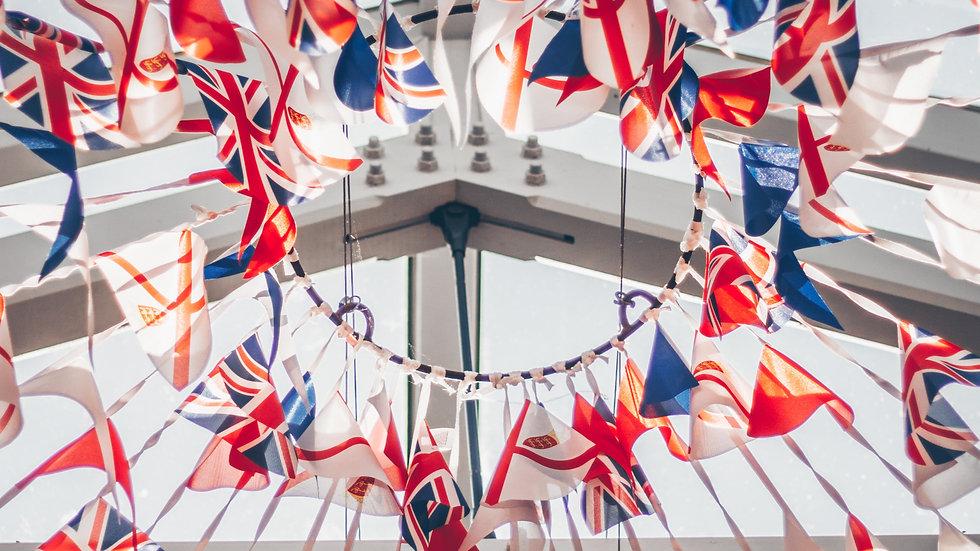 Flag Garlands 10 meter
