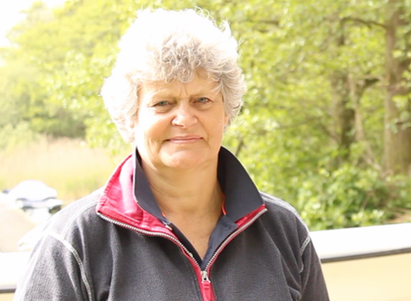 Sue Head receives RYA Community Award for Lifetime Commitment