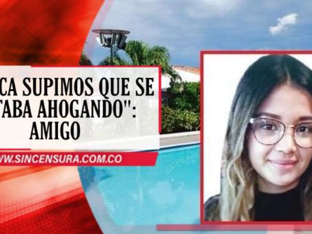 Mujer de 23 años murió ahogada mientras departia de una fiesta con amigos en Girardot